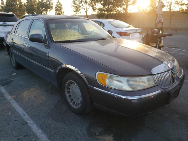 Lincoln Town Car salvage cars for sale: 1999 Lincoln Town Car