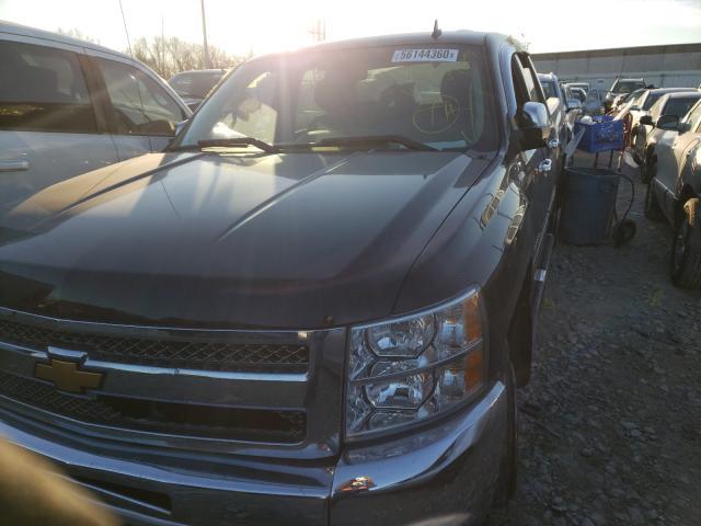 из сша 2013 Chevrolet Silverado 5.3L 3GCPKSE75DG120808