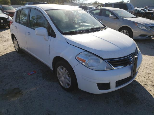 Salvage cars for sale from Copart Hampton, VA: 2011 Nissan Versa S