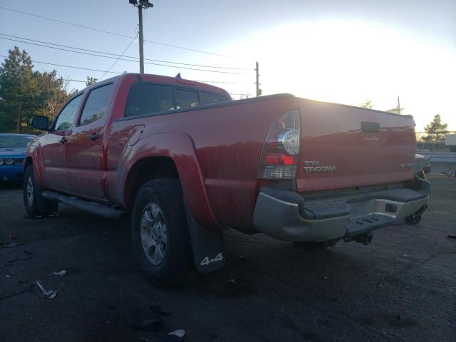 купить 2012 Toyota Tacoma Dou 4.0L 3TMMU4FN8CM041428