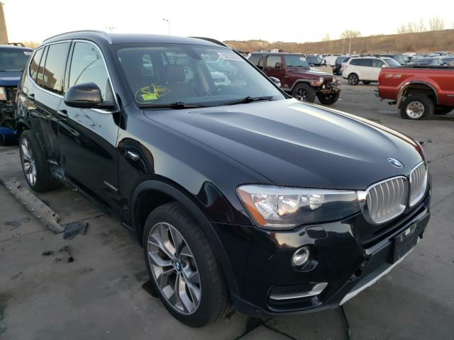 Vehiculos salvage en venta de Copart Littleton, CO: 2016 BMW X3 XDRIVE2