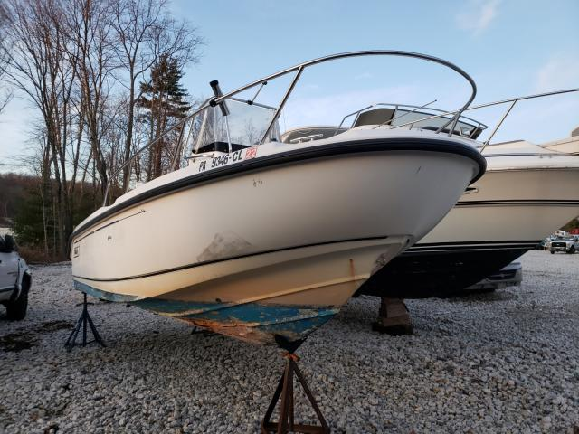 Salvage 2001 Boston Whaler BOAT ONLY for sale