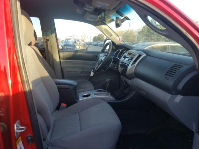 пригнать из сша 2012 Toyota Tacoma Dou 4.0L 3TMMU4FN8CM041428