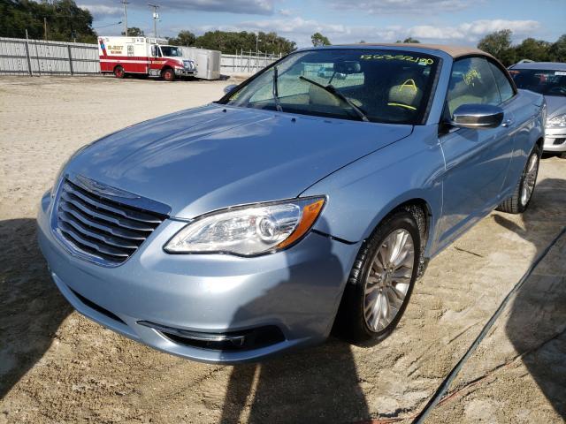 2012 Chrysler 200 | Vin: 1C3BCBFG3CN234080