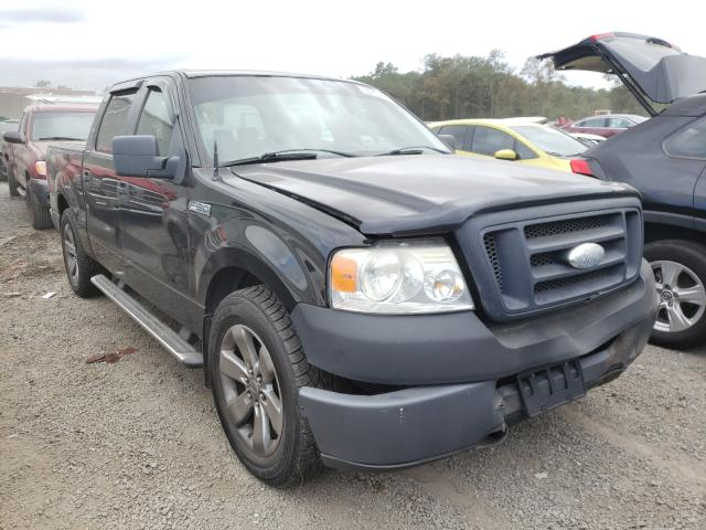 Salvage cars for sale from Copart Jacksonville, FL: 2008 Ford F150 Super