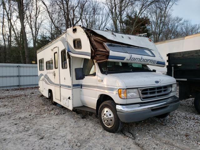Fleetwood salvage cars for sale: 1999 Fleetwood Motorhome