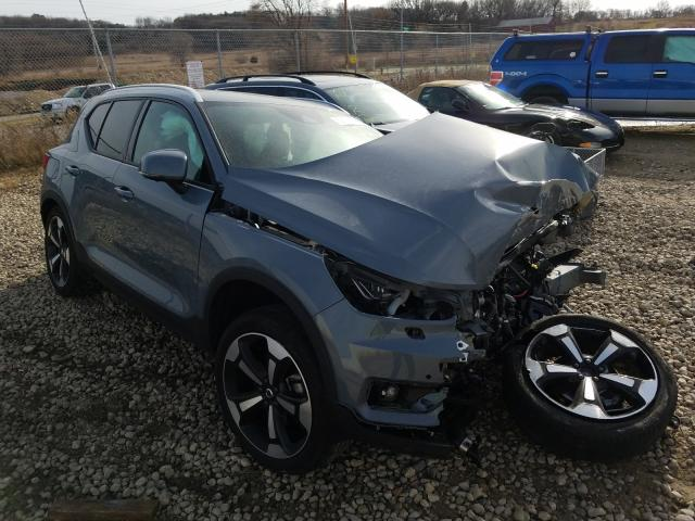 Volvo XC40 T5 MO salvage cars for sale: 2020 Volvo XC40 T5 MO