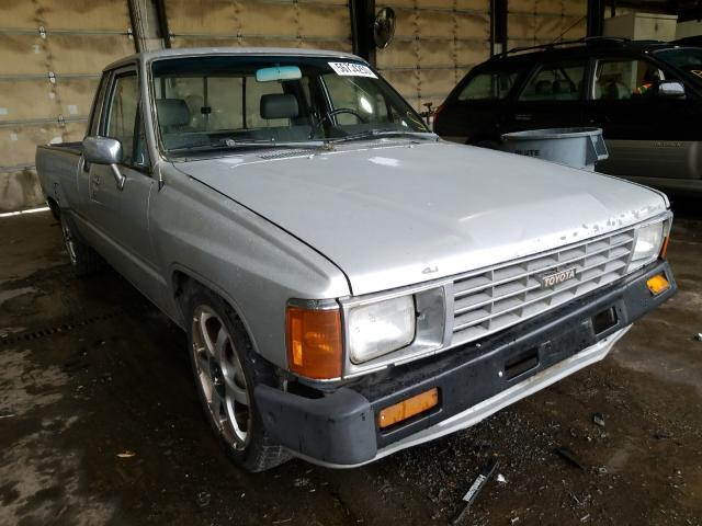 Toyota Pickup XTR salvage cars for sale: 1986 Toyota Pickup XTR