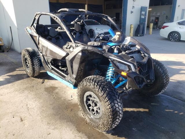 Salvage cars for sale from Copart Anthony, TX: 2019 Can-Am Maverick X