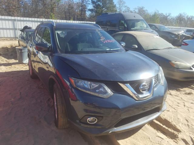 Nissan Rogue salvage cars for sale: 2016 Nissan Rogue