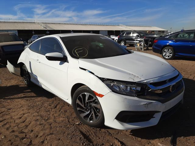 Honda Civic LX salvage cars for sale: 2017 Honda Civic LX