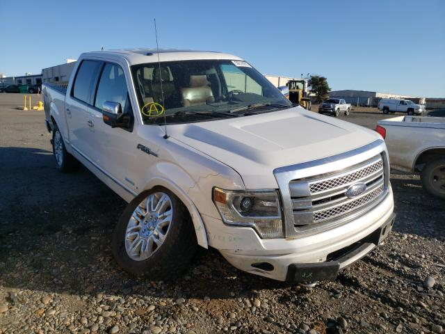 Salvage cars for sale from Copart Pasco, WA: 2013 Ford F150 Super