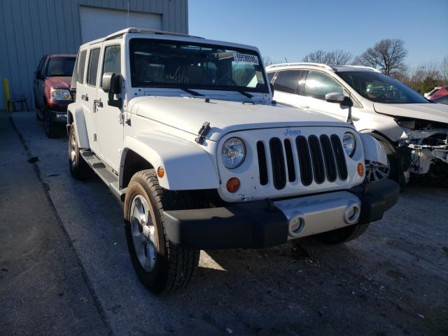 2013 Jeep Wrangler U for sale in Rogersville, MO