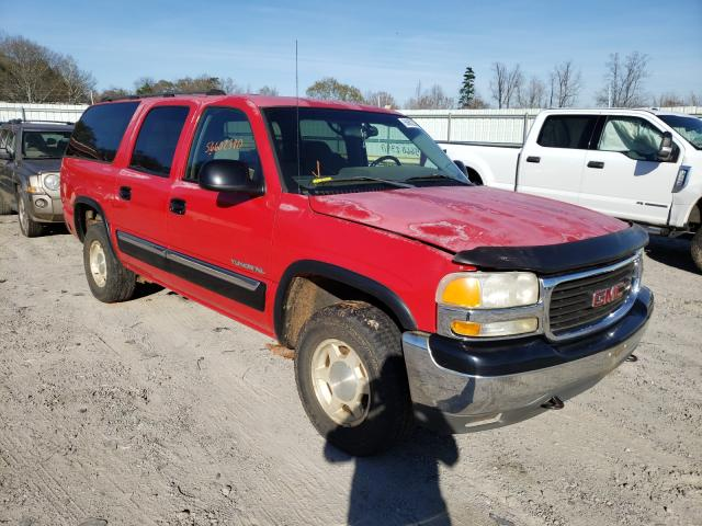 GMC salvage cars for sale: 2003 GMC Yukon XL K