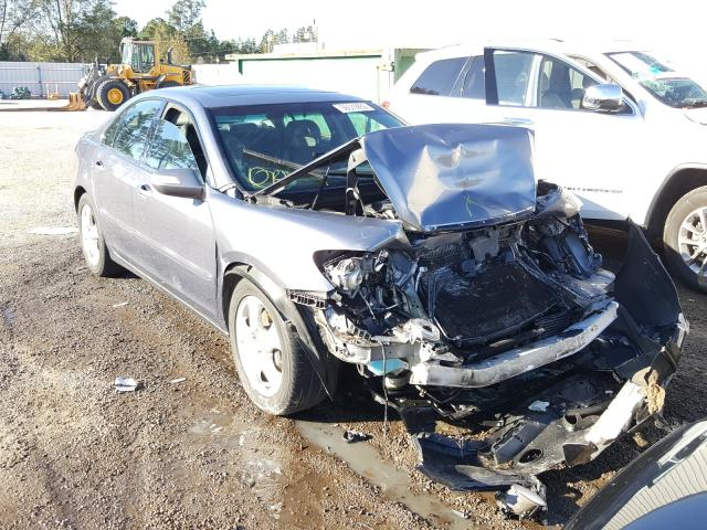 Acura RL salvage cars for sale: 2007 Acura RL