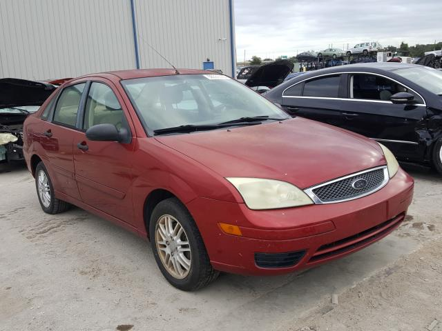 Ford Focus salvage cars for sale: 2004 Ford Focus