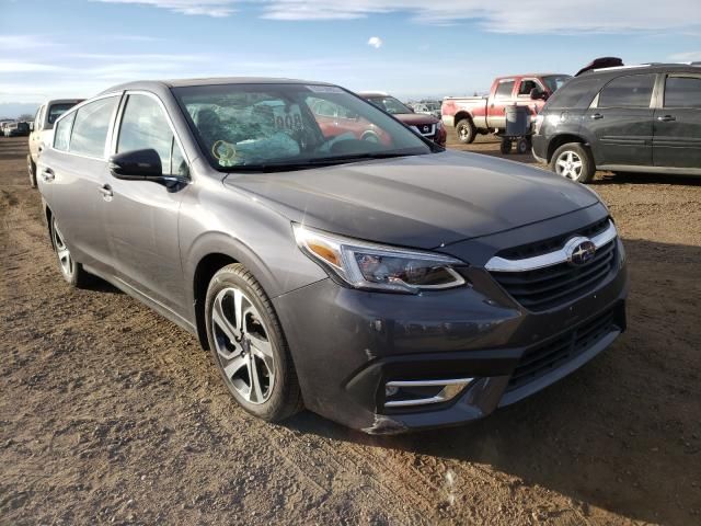 Subaru Legacy LIM salvage cars for sale: 2020 Subaru Legacy LIM