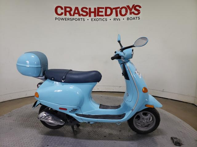 Vespa salvage cars for sale: 2001 Vespa M198F