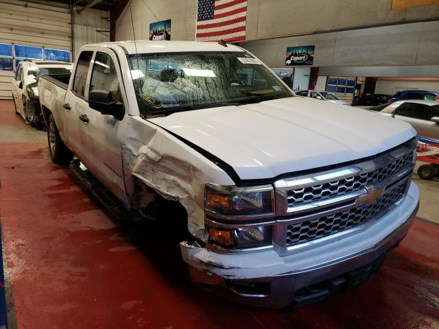 Salvage cars for sale from Copart Angola, NY: 2014 Chevrolet Silverado