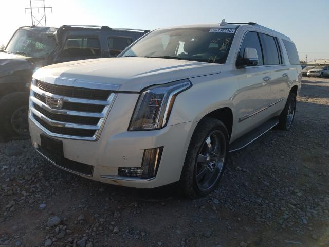 2015 Cadillac ESCALADE | Vin: 1GYS4SKJ1FR711669
