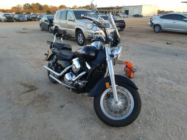 Salvage cars for sale from Copart Tanner, AL: 2005 Kawasaki VN1500 N1