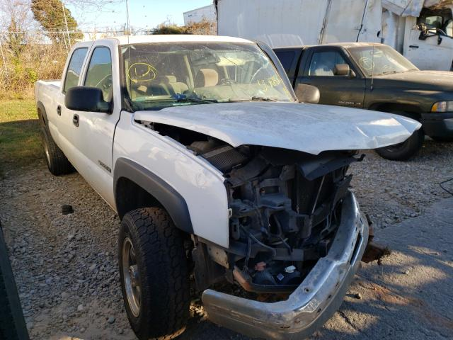 Salvage cars for sale from Copart Gainesville, GA: 2006 Chevrolet Silverado