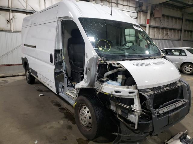 Dodge salvage cars for sale: 2018 Dodge RAM Promaster