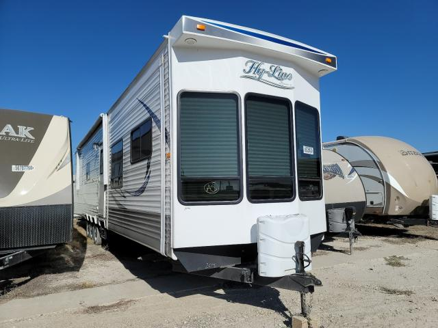 Salvage cars for sale from Copart Temple, TX: 2018 HL Motorhome