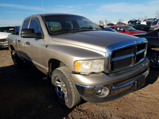Salvage cars for sale from Copart Bridgeton, MO: 2002 Dodge RAM 1500
