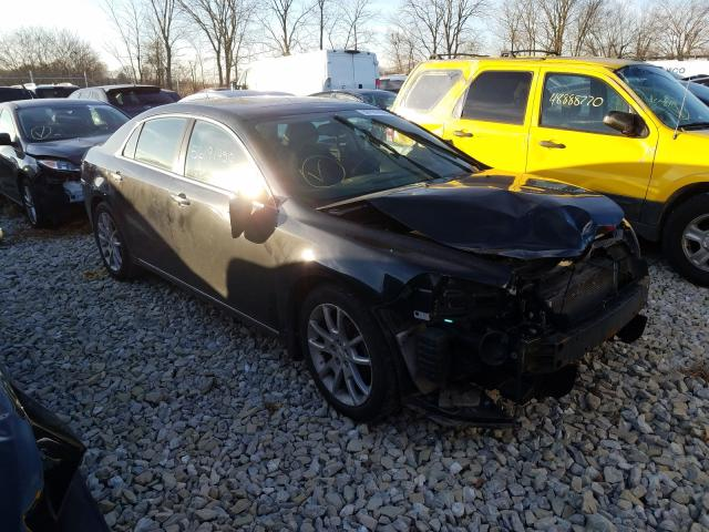 Salvage cars for sale from Copart Cicero, IN: 2011 Chevrolet Malibu LTZ