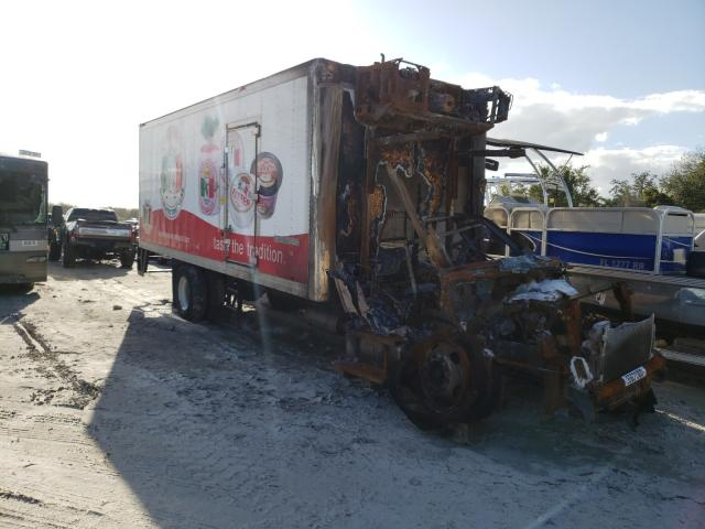 Salvage cars for sale from Copart Punta Gorda, FL: 2014 Freightliner M2 106 MED