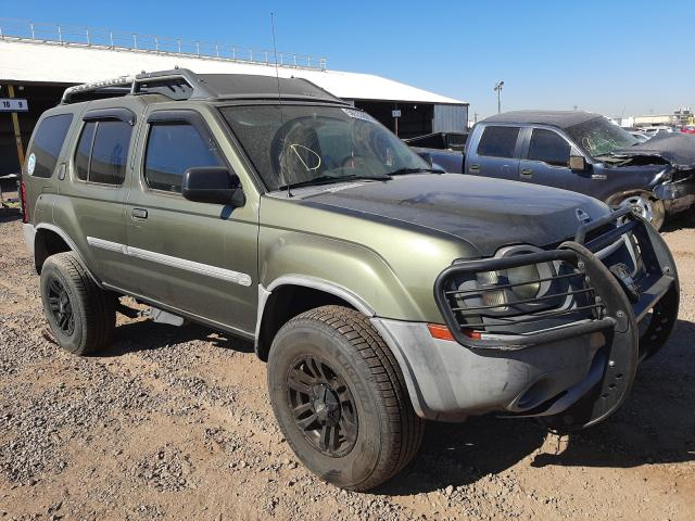 Salvage cars for sale from Copart Phoenix, AZ: 2004 Nissan Xterra XE