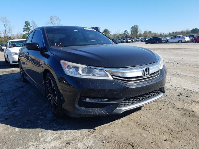 2016 Honda Accord Sport en venta en Lumberton, NC