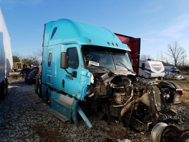 Salvage cars for sale from Copart Cicero, IN: 2016 Freightliner Cascadia