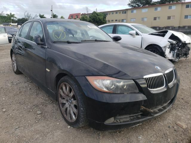 Salvage cars for sale from Copart Opa Locka, FL: 2006 BMW 330 I