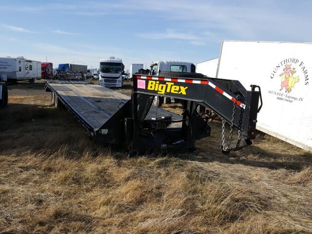 Big Tex salvage cars for sale: 2017 Big Tex Trailer