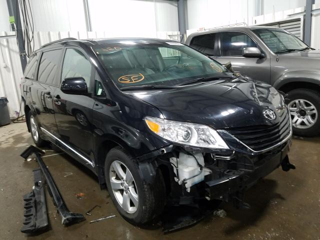 2017 Toyota Sienna LE for sale in Ham Lake, MN