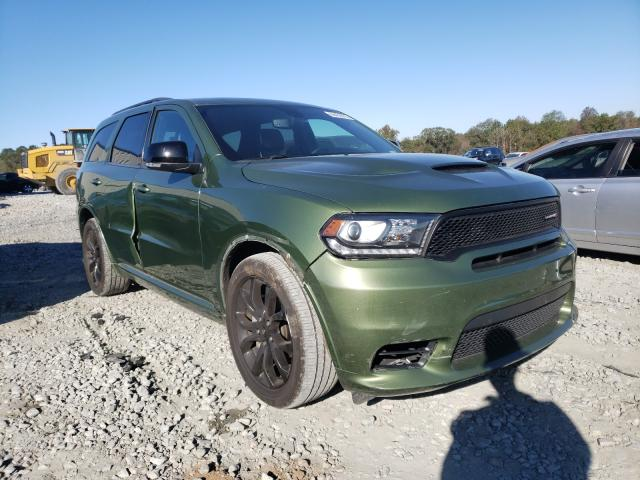Salvage cars for sale from Copart Byron, GA: 2019 Dodge Durango GT
