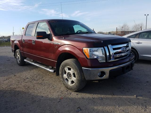 Salvage cars for sale from Copart Indianapolis, IN: 2010 Ford F150 Super