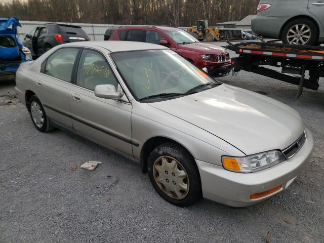 Salvage cars for sale from Copart York Haven, PA: 1997 Honda Accord