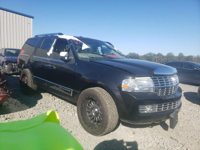 Salvage cars for sale from Copart Byron, GA: 2011 Lincoln Navigator