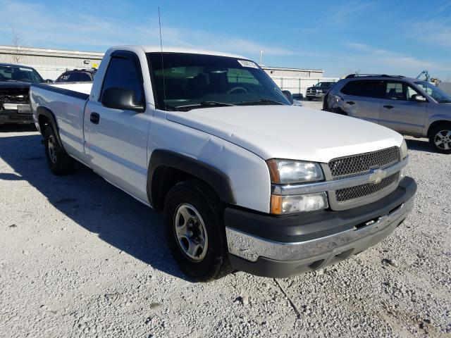 Chevrolet Other salvage cars for sale: 2004 Chevrolet Other