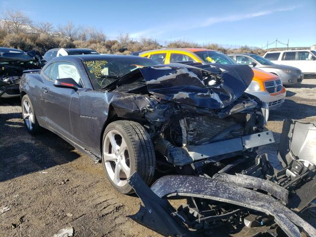 Salvage cars for sale from Copart Reno, NV: 2014 Chevrolet Camaro SS