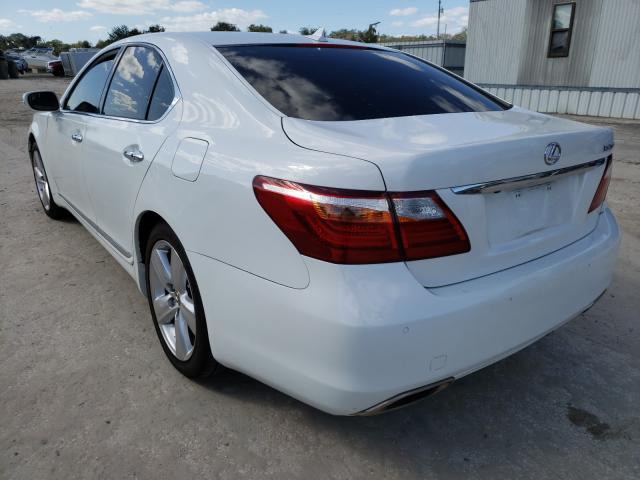 2011 Lexus LS | Vin: JTHBL5EF1B5104608