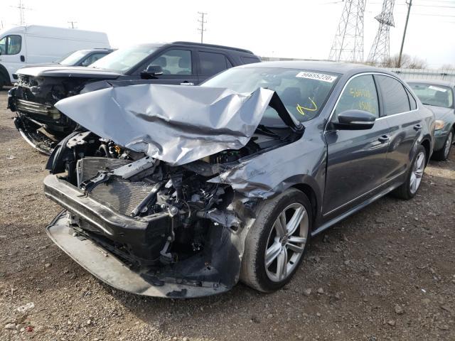 2014 Volkswagen PASSAT | Vin: 1VWCN7A36EC109341
