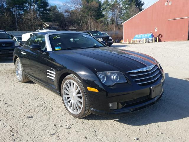 Salvage cars for sale from Copart Opa Locka, FL: 2005 Chrysler Crossfire