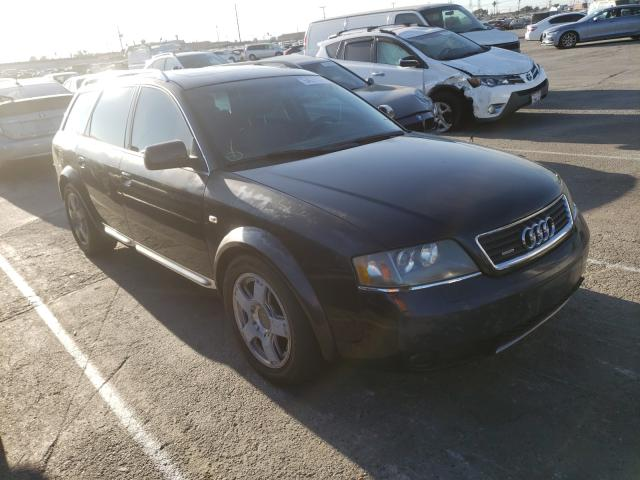 Audi Allroad salvage cars for sale: 2005 Audi Allroad