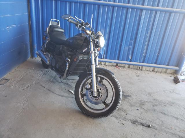 Salvage cars for sale from Copart Cartersville, GA: 1985 Kawasaki Motorcycle