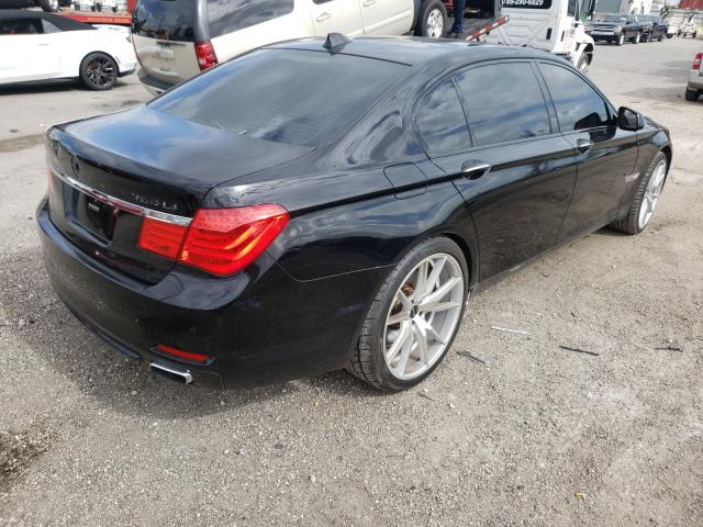 2011 BMW 7 series | Vin: WBAKB8C59BCY64908