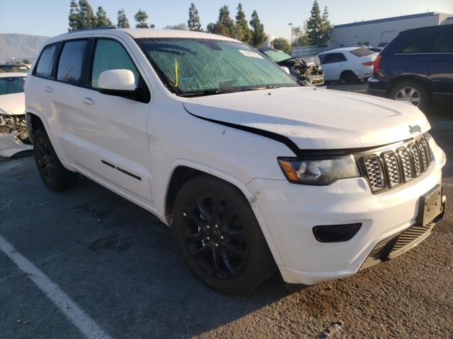 Salvage cars for sale from Copart Rancho Cucamonga, CA: 2019 Jeep Grand Cherokee